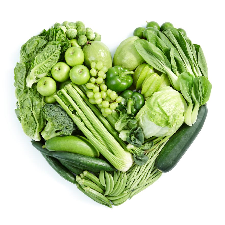 Grønt hjerte